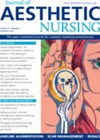 JOURNAL OF AESTHETIC NURSING cover