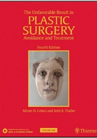 The Unfavourable Result in Plastic Surgery book cover image.