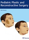 Pediatric Plastic and Reconstructive Surgery book cover image.