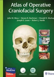 Atlas of Operative Craniofacial Surgery book cover image.