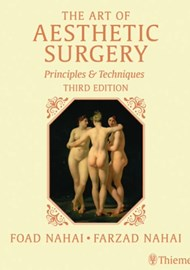 The Art of Aesthetic Surgery book cover image.